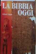 LA BIBBIA OGGI Lapple 1984 ALLA SCOPERTA DELLA EDIZIONI PAOLINE Gandolfi Fusco