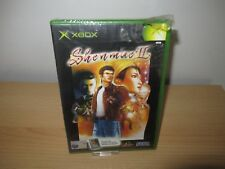 Shenmue 2  xbox new sealed pal version