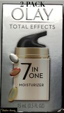 Olay Total Effects Face Moisturizer 0.5 fl oz-2 Pack