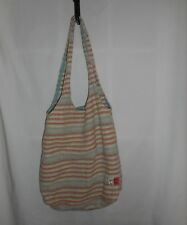 QUIKSILVER ORIGINAL CREATIONS WOVEN LARGE TOTE BAG PURSE