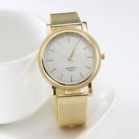 Classic Women Fashion Dress Watch Laides Stainless Steel Quartz Wrist Watches SA