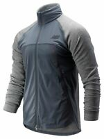 New Balance Men's Fortitech Jacket Grey