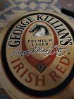 "2007 Original George Killians Irish Red Beer Metal Sign Add  18 x24"""