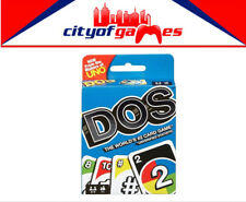Dos Card Game by Mattel - The Sequel to UNO