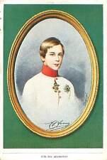 N°199 Emperor Franz Joseph I Kaiser von Österreich of Austria IMAGE CARD 30s