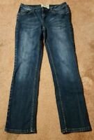 American Raglie Womens Jean Size 5s Dark tint Used Good Condition