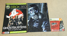 Official Xbox 360 Magazine Issue 28- Christmas 2007- Ghostbusters- With Demo