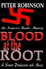 Inspector Banks Mystery: Blood at the Root Set by Peter Robinson (1997,...audio
