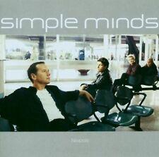 Simple Minds Neapolis EMI 1998 NUOVO