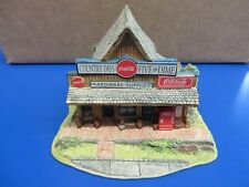 We've Got It... Coca-Cola Lilliput Lane Limited Edition Country Store Figurine