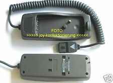 AUDI SONY ERICSSON T610 T630 Handy Adapter Set Handyschale Ladeschale Halterung