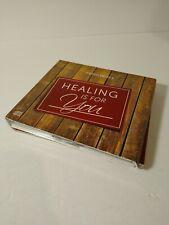 Joseph Prince HEALING IS FOR YOU Christian Faith Teaching 4 Audio CD Set 2014 VG