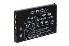 Batterie PDR-BT3 pour Toshiba Camileo H10, H20, HD, P10, P30, Pro HD, S10, X100