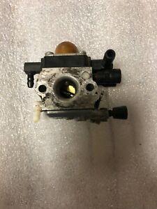 Stihl fs45 fs55 fs46 km55 fs38 mm55 carburetor  USED OEM   for repair