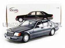 I-SCALE 1/18 - MERCEDES-BENZ S500 (W140) - 1994 - 118000000048