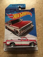 2014 Hot Wheels Sam Walton 1979 FORD F-150 TRUCK Exclusive Pickup Real Riders