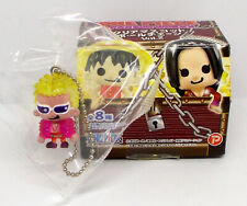 Doflamingo One Piece Anime Character Keychain - Pansonworks Japan - New
