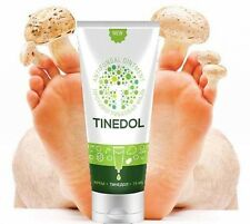Tinedol cream for skin legs against nail fungus and smell New