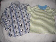 Muchachos camisa y camiseta 9-12 meses siguiente