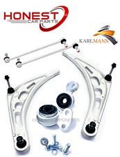 For BMW 3 SERIES E46 Z4 98-08 FRONT LOWER WISHBONE ARMS & BUSHS & LINKS KIT 6PCE