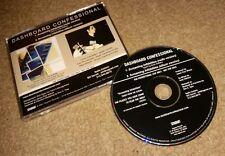 DASHBOARD CONFESSIONAL Screaming Infidelities RADIO Version PROMO DJ CD Single