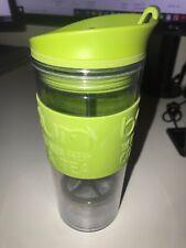 Bodum Insulated Travel Mug French Press Plastic Tumbler Vacuum Lid Tea Coffee