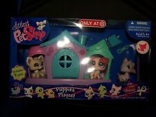 Littlest Pet Shop Puppies Playset Chihuahua Dog 1199 Jack 1200 Scotty 1201 NIB
