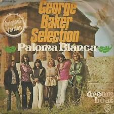 """GEORGE BAKER SELECTION """"DREAMBOAT"""" 7"""" GERMANYPALOMA BLANCA"""