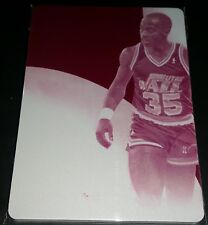 Darrell Griffith 2013-14 Immaculate Collection PRINTING PLATE MAGENTA Card 1/1!