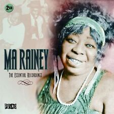 Ma Rainey ESSENTIAL RECORDINGS Best Of 40 Songs COLLECTION New Sealed 2 CD
