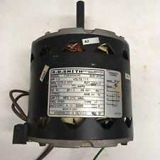 New Listingao Smith F48g69a45 12hp Furnace Blower Motor 1075rpm 3 Spd 115v 40416 001
