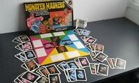 Boxed  Vintage  Monster  Madness  Board Game by the Berwick Master Piece Series