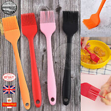 Colourful Silicone Baking BBQ Basting Brush Pastry Bread Cooking Bakeware