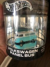 HOT WHEELS VOLKSWAGEN PANEL BUS OIL CAN LIMITED EDITION TRUCK SERIES SHIPS FREE