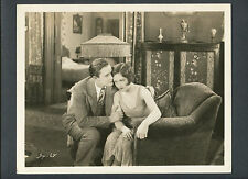 JOAN CRAWFORD + OWEN MOORE - 1927 THE TAXI DANCER - SILENT FILM