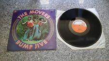 THE MOVERS BUMP JIVE 1975 LP RARE MOZAMBIQUE HYPNOTIC BEAT FUNK SOUL