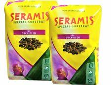 Seramis Ton-Granulat für Orchideen, Spezial-Substrat, 2 x 7 Liter