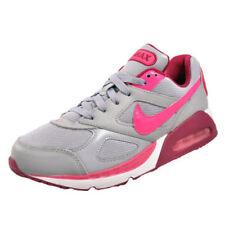 Chaussures gris Nike en cuir pour fille de 2 à 16 ans