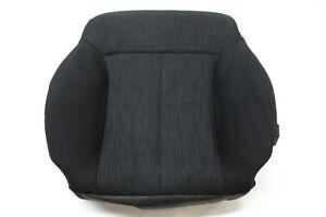 14 SUBARU OUTBACK FRONT LEFT UPPER SEAT CUSHION BLACK J20 10 11 12 13 14