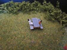 124 - Biertischgarnituren aus Holz - Spur N silber