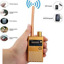 Anti Spy RF Signal Detector GPS GSM Listening Device Wireless Signal Finder