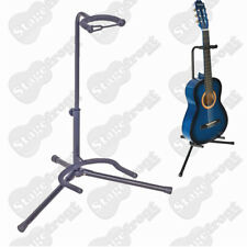 GUITAR STAND TUBULAR STYLE HEAVY DUTY SINGLE GUITAR STAND - GS10