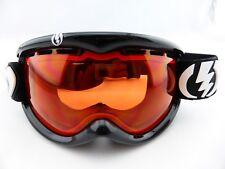 Electric EG1s Snow Goggles Gloss Black - Orange Lens EG0311001