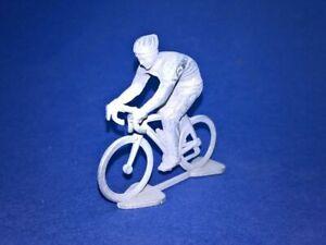 Cycliste miniature Roger en métal position Moderne Rouleur 1/35 - Cycling figure