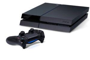 Sony PlayStation 4 500GB Konsole - Bundle Inkl. 2 Controller (schwarz und weiß)