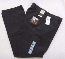 Pantalones de hombre delanteras lisas DOCKERS de 100% algodón