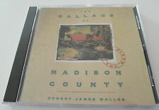 Robert James Waller - The Ballads Of Madison County (CD Album) Used very good