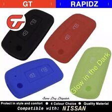 Silicone Car Key Cover Compatible With NISSAN Qashqai X-trail Murano Maxima Etc