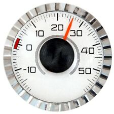 Original 1970 Bimetall Thermometer mit Magnet & Klebepad RICHTER / HR Art 2806