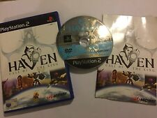 PLAYSTATION 2 PS2 GAME HAVEN CALL OF THE KING +BOX & INSTRUCTIONS COMPLETE PAL